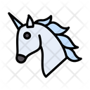 Horse Mammal Pet Icon