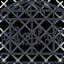 Carousel Merry Go Icon