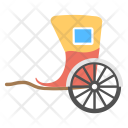 Horse Carriage Icon