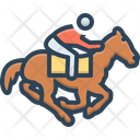 Horse Racing Racehorse Betting Icon
