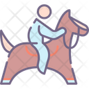 Horse Ride Ride Horse Swing Icon