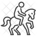 Horse Riding Icon