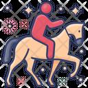 Horse Riding Horse Race Horse Training Icon