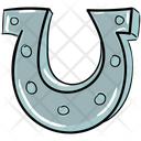 Horseshoe Metal Shoe Hoof Icon