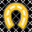 Horseshoe Luck Icon