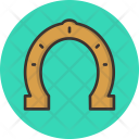 Horseshoe Luck Fortune Icon