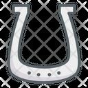 Horseshoe Ornamental Paws Icon