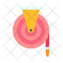 Hose Fire Hose Water Icon