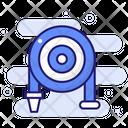 Hose Pipe Icon