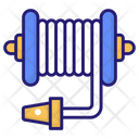 Hose Pipe Water Pipe Hose Icon