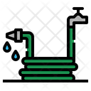 Hose Water Farm Icon