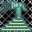 Hosepipe Hose Water Icon