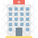 Hospital Building Medical Center Icon