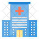 Hospital Health Care Medical Icon