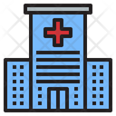Hospital Health Care Medical Icon