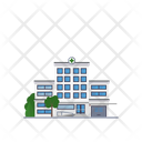 Facility Building Icon
