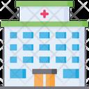 Hospital Hospital Building Clinic Icon