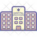 Hospital Healthcare Building Icon