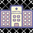 Hospital Healthcare Building Icon