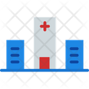 Hospital Clinic Healthcare Icon
