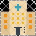 Hospital Building Nursing Icon
