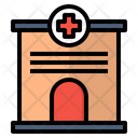 Building Clinic Hospital Icon Icon
