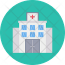 Hospitcal Clinic Medical Icon