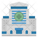 Hospital Health Clinic Icon