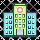 Hospital Clinic Medical Icon