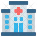 Hospital Clinic Health Icon
