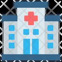 Hospital Clinic Health Icon