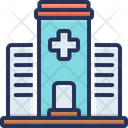 Corona Hospital Protection Icon