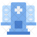Hospital Clinic Medical Icon