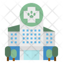 Veterinary Hospital Animal Icon