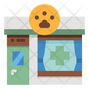 Hospital Animal Clinic Icon