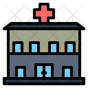 Hospital Printing Office Clinic Icon