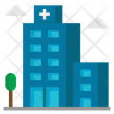 Building Hospital Facility Icon