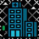 Building Hospital Facility Icon