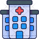 Hospital Buildings Hospital Hospitals Icon