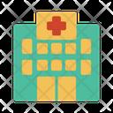 Building City Healthcare Icon