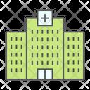 Hospital Aids Center Icon