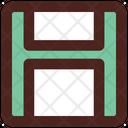 Hospital Hotel Clinic Icon