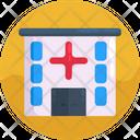 Clinic Hospital Medical Icon