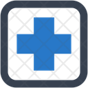 Hospital Medical Sign Icon
