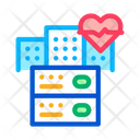 Hospital Review Color Icon
