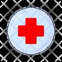 Hospital Health Healthcare Icon