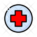 Hospital Health Healthcare Icon