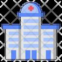 Hospital Clinic Healthcare Icon
