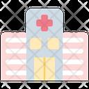 Hospital Health Medicine Icon