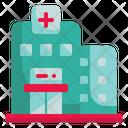 Hospital Health Medical Icon